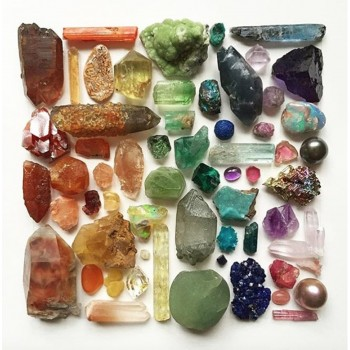 The healing power of crystals!