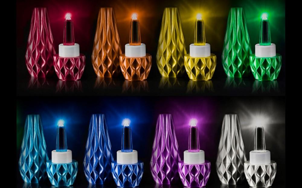 Crystal light stick set - 8pcs