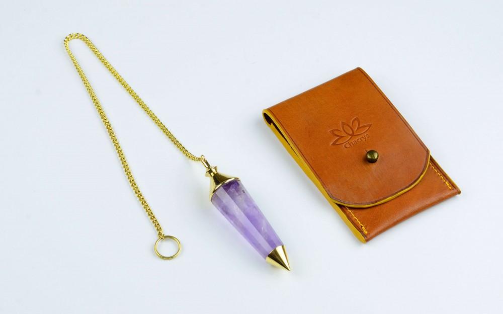 Vogel Rose Quartz Pendulum
